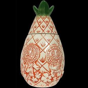 ★Tiki Farm #パイナップル マグ Poko Ono Pineapple Mug #ティキマグ #Tikimug