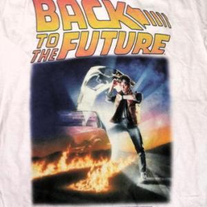 ★バック トゥ ザ フューチャー #Tシャツ Back to The Future 再入荷予定! #映画