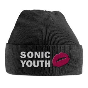 ★ソニック ユース ニット キャップ Sonic Youth Lip 帽子 正規品 ロックTシャツ関連