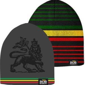 ★ボブ マーリー ニットキャップ Bob Marley 正規品 帽子 ビーニー