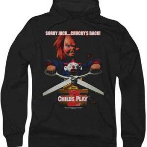 ★チャッキー パーカ !  再入荷!! #チャイルドプレイ Child's Play #CHUCKY  #ムービー