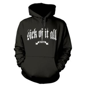 ★シック オブ イット オール パーカ Sick Of It All  正規品 入荷 #ロックTシャツ