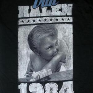 ★ヴァン ヘイレンTシャツ Van Halen 1984 正規品 #ロックTシャツ