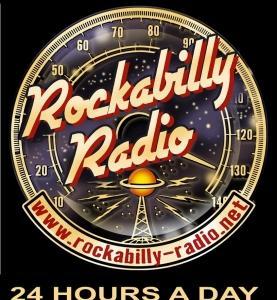 ★ #ロカビリー レディオ Tシャツ Rockabilly Radio 在庫限り #ロックTシャツ