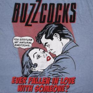 ★バズコックス Tシャツ BUZZCOCKS Fallen In Love 正規品 #ロックTシャツ #PUNK
