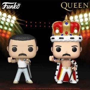 ★クイーン フィギュア QUEEN Pop Rocks Freddie Mercury,Radio GAGA,KING