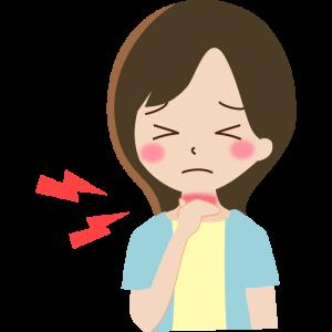 喉のイガイガを治したい時の対処方法