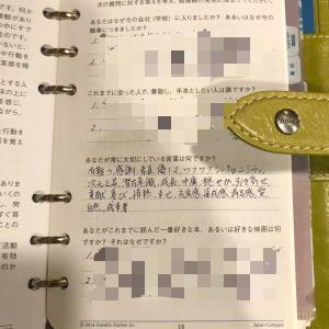 自分のことを理解しよう【手帳術】No.15