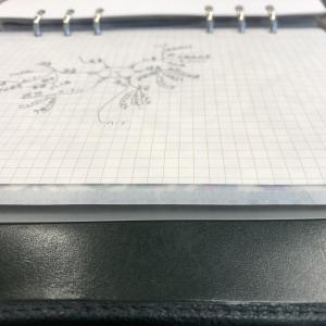 マインドマップとタイムスケジュール【手帳術】No.52