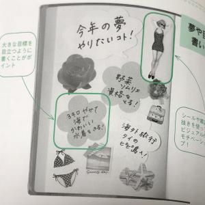 夢や目標の実現をサポートする【手帳術】No.74