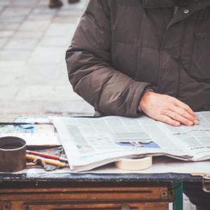 報道の自由 テレビも新聞も本当の事を報道していない 中国当局のチェックがはいる!