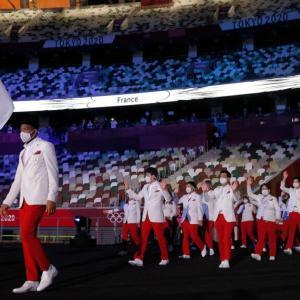 東京2020 オリンピック開会式 始まりました