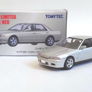 トミカリミテッドヴィンテージNEO 日本車の時代15 スカイライン GTS-t TypeM