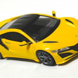 KYOSHO MINI CAR&BOOK No.2 Honda NSX