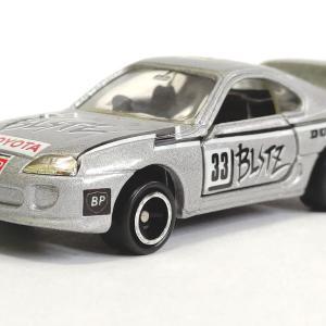 トミカ #33 BLITZ SUPRA(レーシングカーセット)