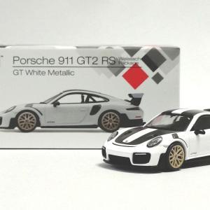 MINI GT 1/64 ポルシェ 911 GT2 RS ヴァイザッハ パッケージ
