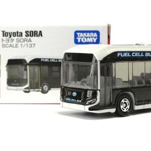 トミカ No.82 トヨタ SORA