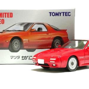 トミカリミテッドヴィンテージNEO V-N192d マツダ サバンナRX-7 GT-X 90年式