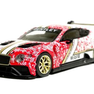 MINI GT ベントレー コンチネンタル GT3 2020 クリスマスエディション