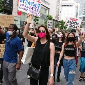 【東京】渋谷で「警察は人種差別するな」500人抗議クルド人への威圧的な職質をする動画にも抗議