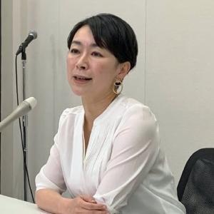 【脱国対政治】山尾志桜里衆院議員、国民民主党に入党届を出してきました。玉木さんと挑戦してみたいと思います