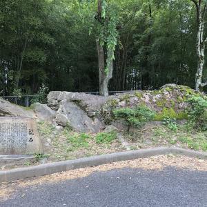 武田山の龍原。かつては、本坊「仏護寺(広島別院)」、門前には龍原12坊が建ち並んでいました。