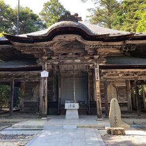 極楽寺山の極楽寺本堂。