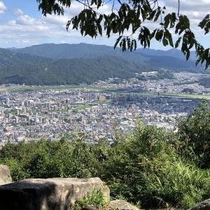 武田山登りました(その2)武田山銀山城の歴史。