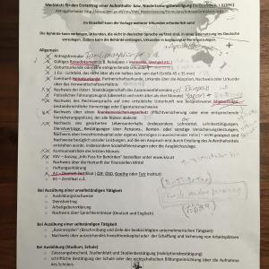 オーストリアでの在留許可(配偶者ビザ)取得方法について