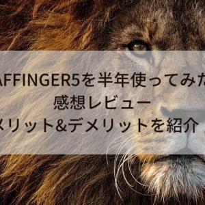 AFFINGER5を半年使ってみた感想レビュー|メリット&デメリットを紹介!
