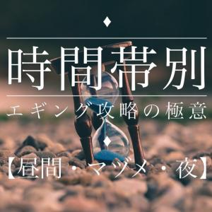 【時間帯別】エギング攻略の極意【日中/夜/マヅメの釣り方を解説】