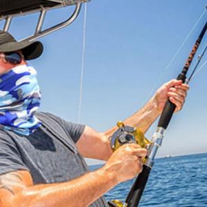 【人気】釣りにおすすめのフェイスガード7選!日焼け対策や感染症予防にGOOD!