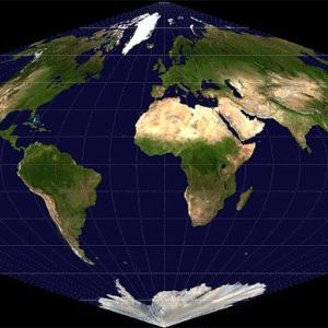 地理研究部3 地図の図法-2