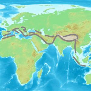 地理研究部5 大地形-2・地図の歴史