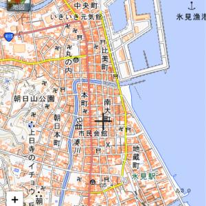地理研究部2 富山・氷見-2