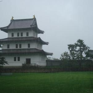 【松前城】北海道内で唯一つの日本式城郭/日本100名城/KEIのお城写真館