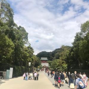 鎌倉に行ってきました(╹◡╹)
