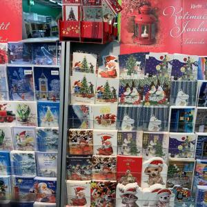 フィンランドのクリスマスカード事情