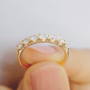七夕の日に女神ヴィーナスからの啓示を受けた指輪を発売✨