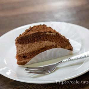 【メニュー図鑑】サイゼリヤの「チョコレートケーキ」