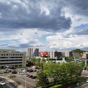 アリオからの眺め(宮城県仙台市泉区)