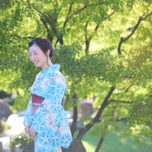 覚王山の街並み浴衣で散策♡撮影会