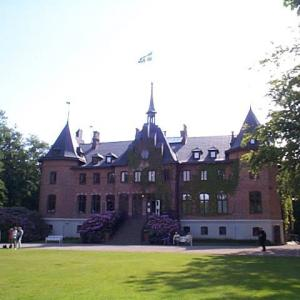 ヨーロッパで一番美しい庭を持つといわれる ソフィエロ城 (Sofiero slott)