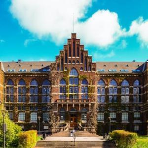 ルンド大学の図書館