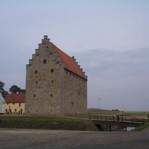 スコーネの城 グリミンゲ城