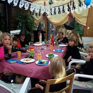 スウェーデンの子供達の誕生会