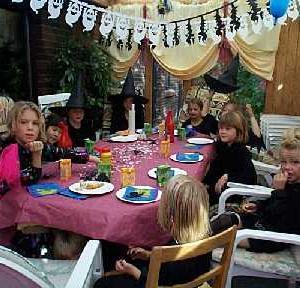 ホラーパーティ(Skrack Party)
