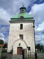 ファルコンべりーの教会