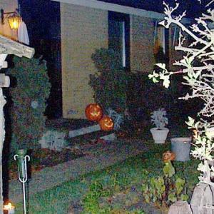 まもなくハロウィーン かぼちゃのランターン