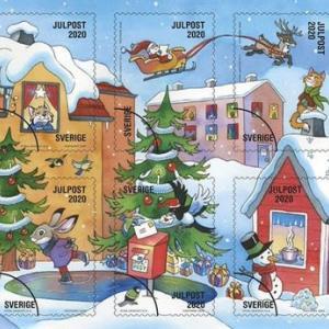 今年のクリスマス切手